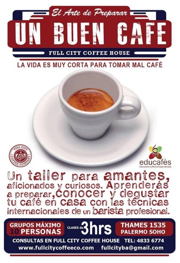 El arte de preparar buen café