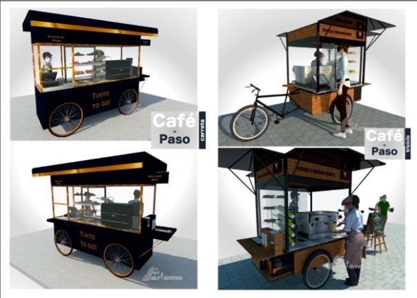 Móviles-cafés